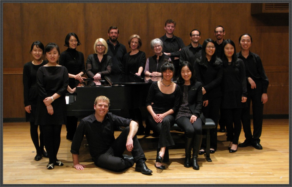 Collaborative Piano Studio 2014-2015